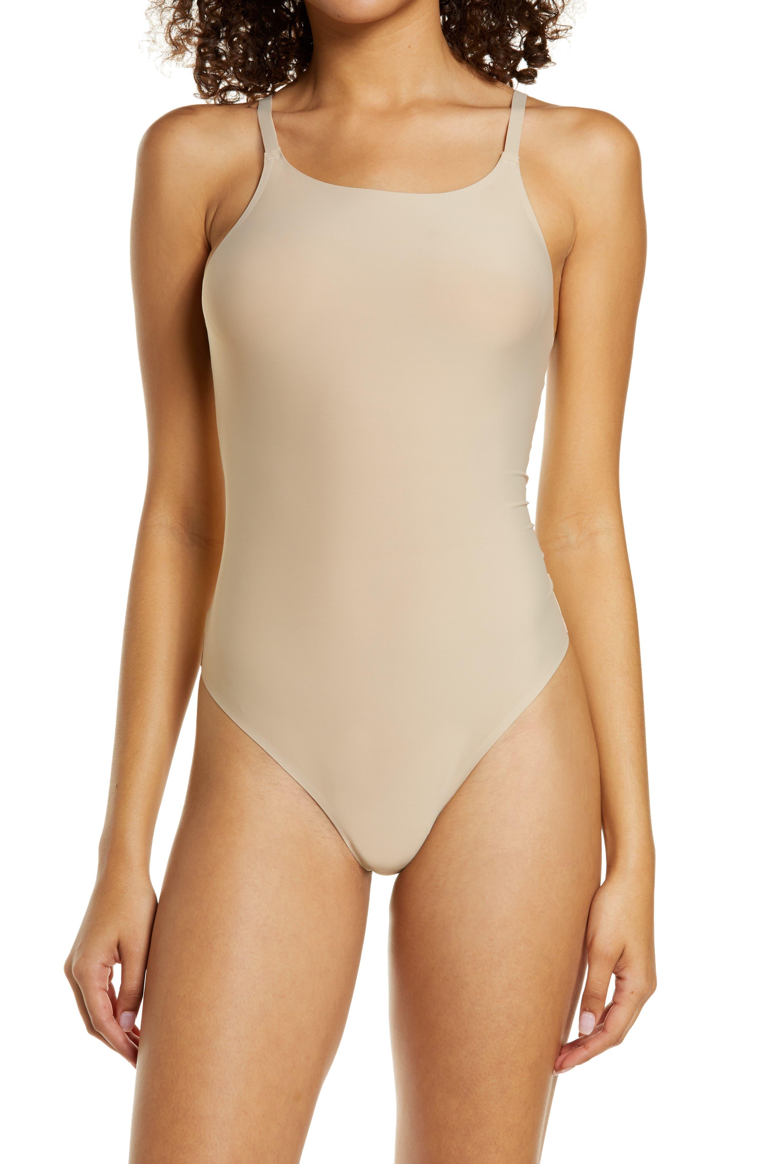 Skinz Thong Bodysuit