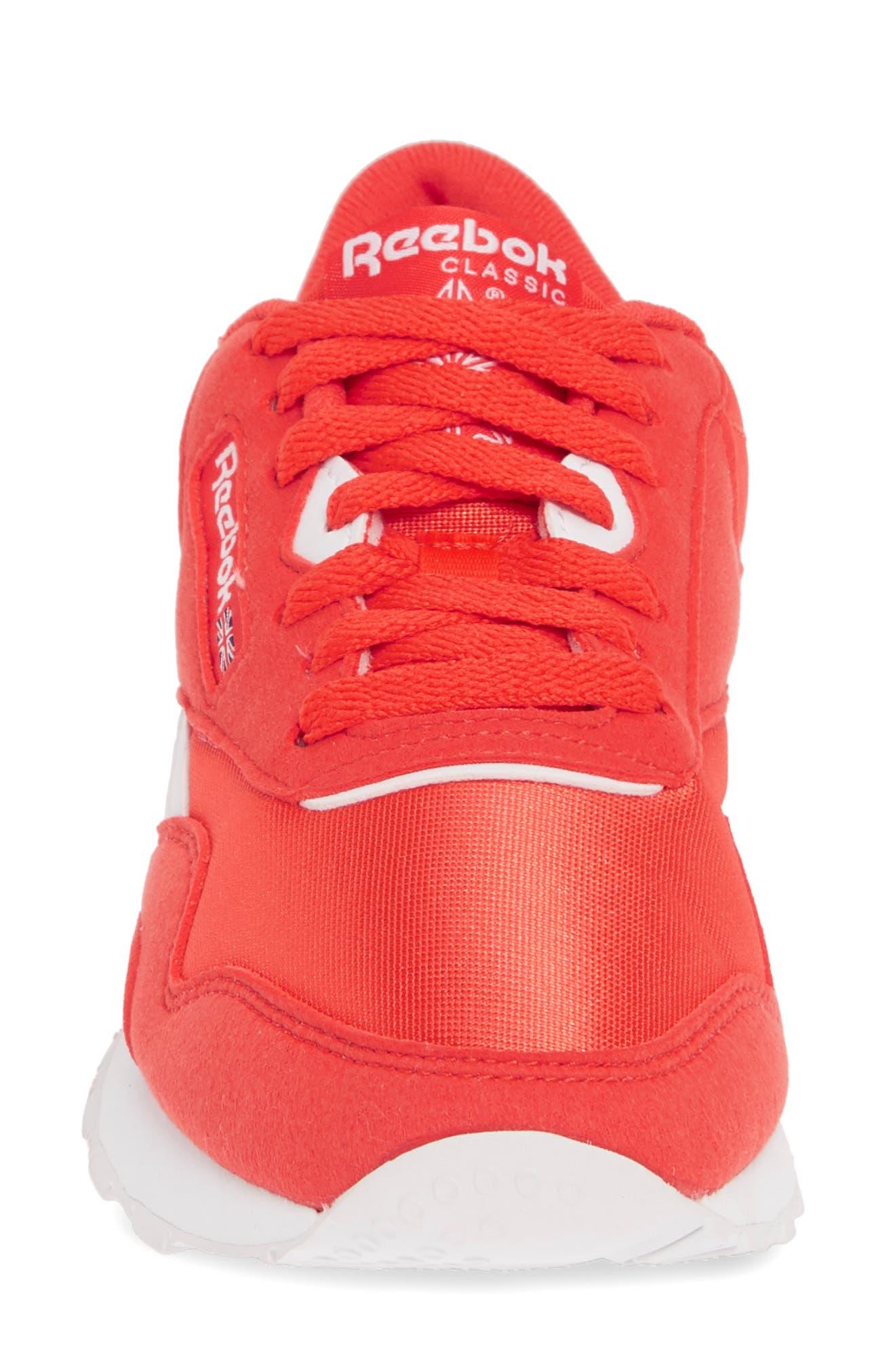 ,                             Classic Nylon Sneaker,                             Alternate thumbnail 25, color,                             601