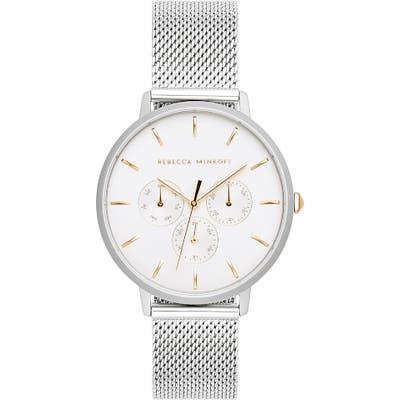 Rebecca Minkoff Major Chronograph Bracelet Watch,