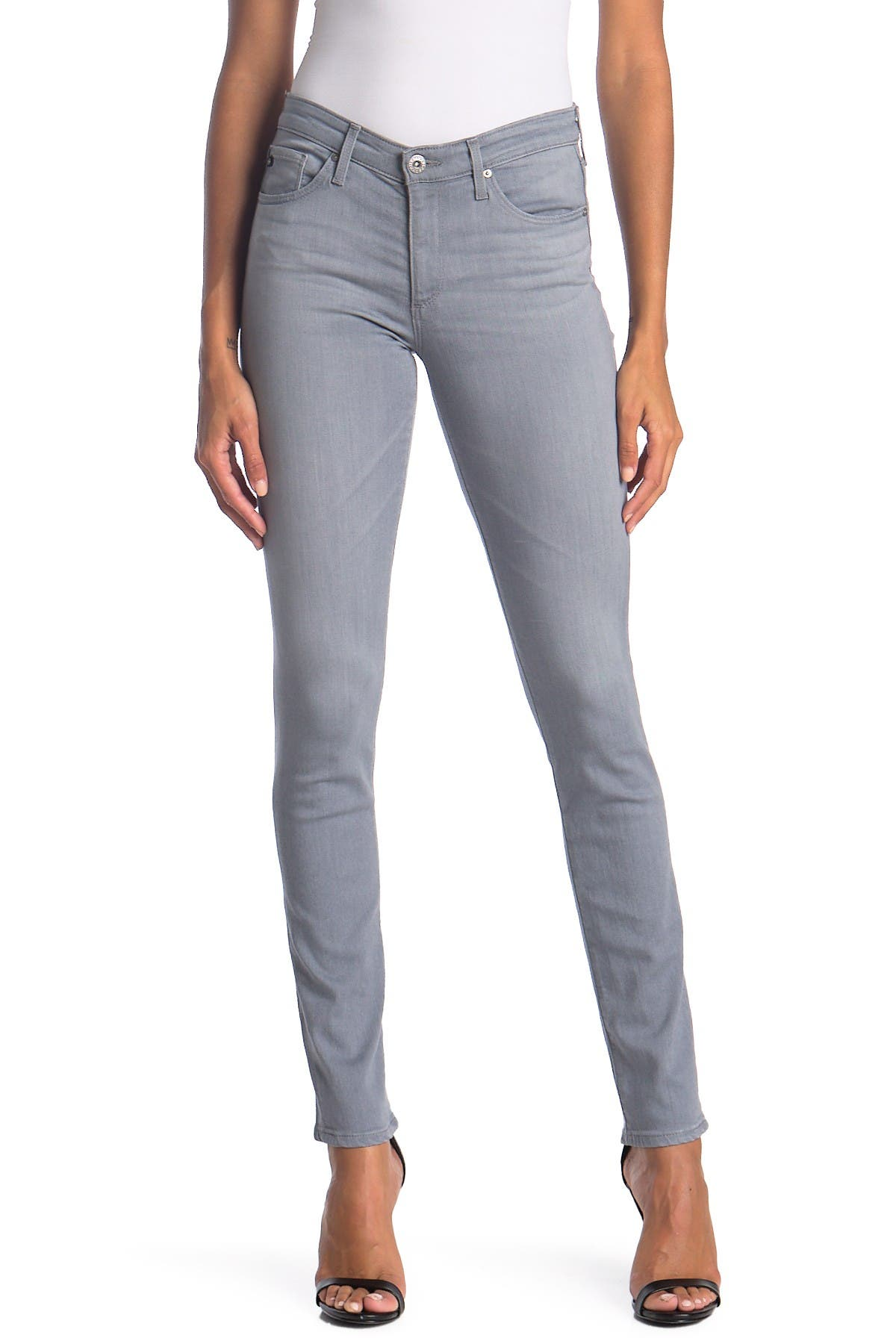 Image of AG Prima Straight Leg Jeans
