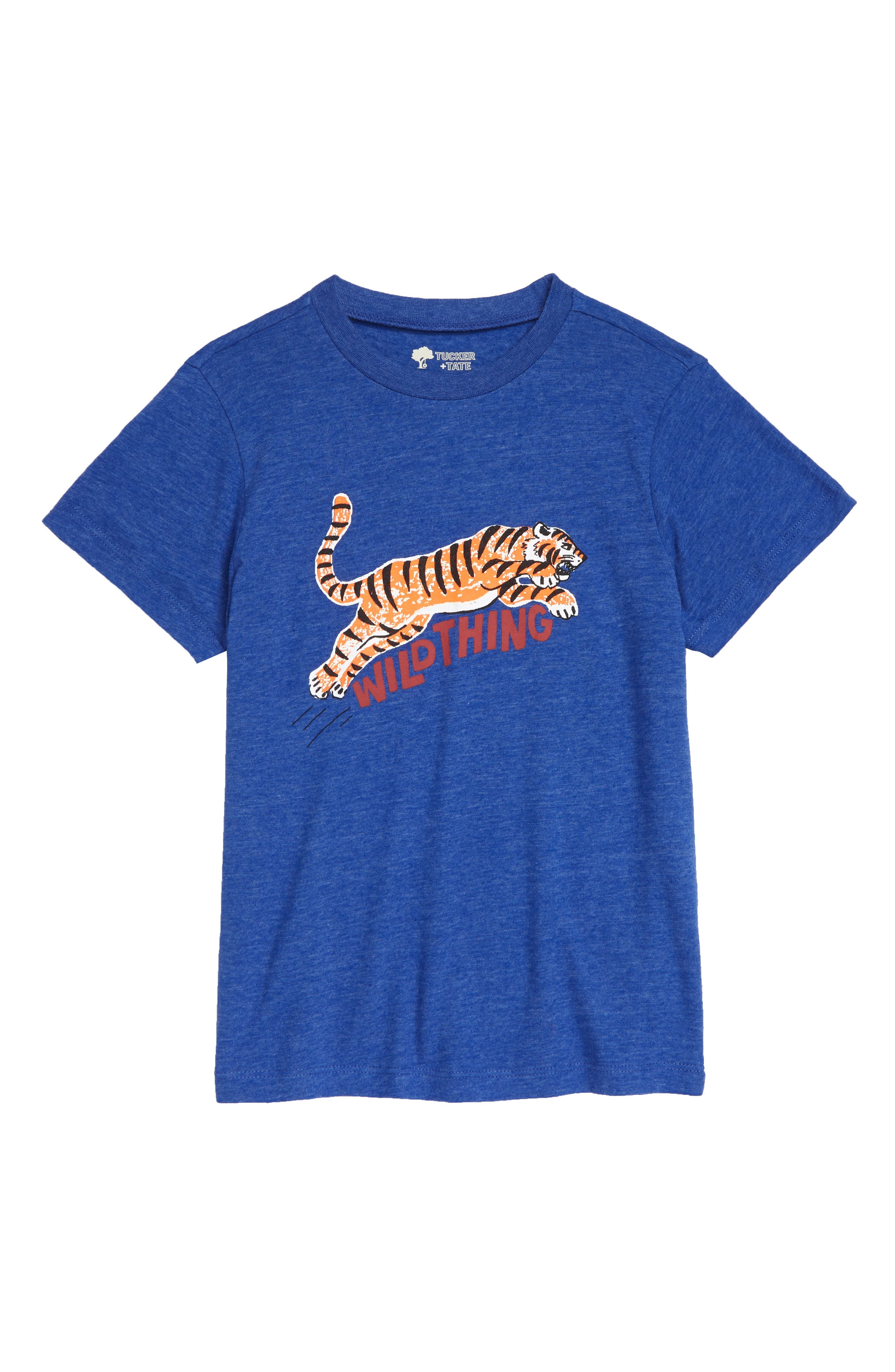 Your wild guy will love this graphic tee cut from slubby cotton-blend jersey that\\\'s soft and cozy. Style Name: Tucker + Tate Kids\\\' Graphic Tee (Toddler, Little Boy & Big Boy). Style Number: 5935943 2. Available in stores.