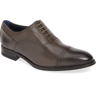 Ted Baker London Sibits Cap Toe Oxford, Brown