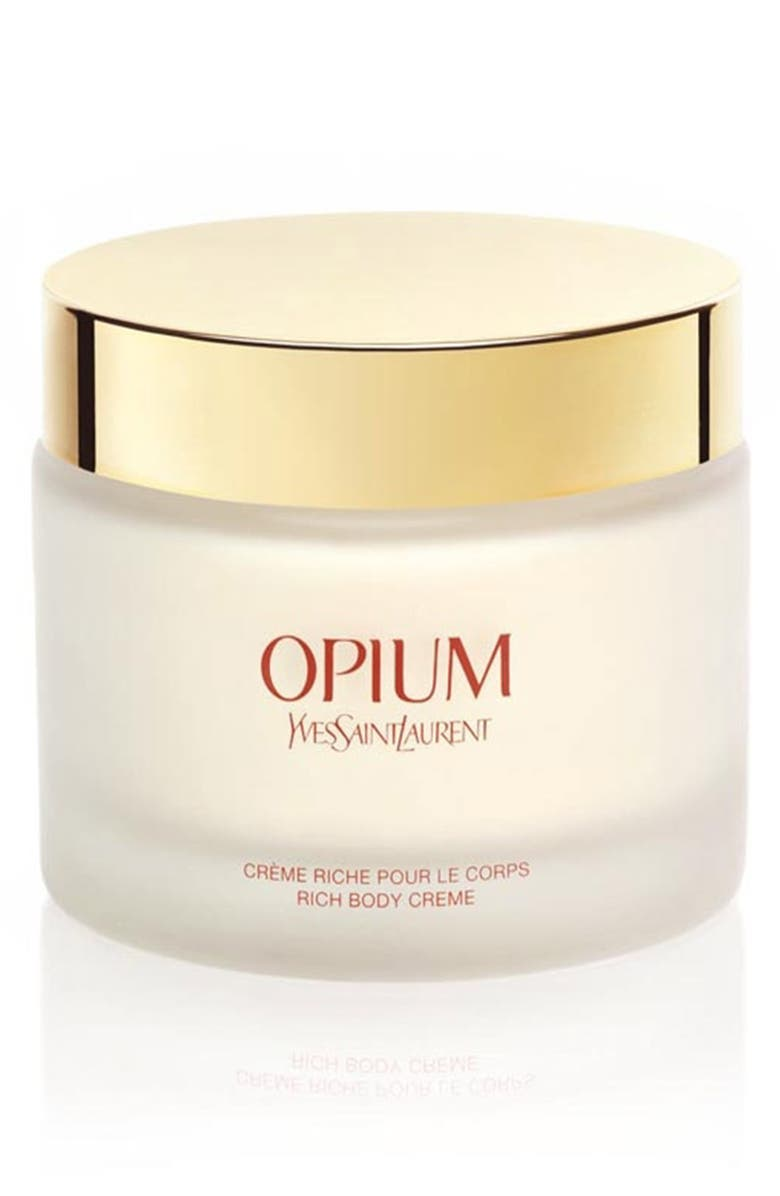 YVES SAINT LAURENT Opium Body Crème, Main, color, NO COLOR