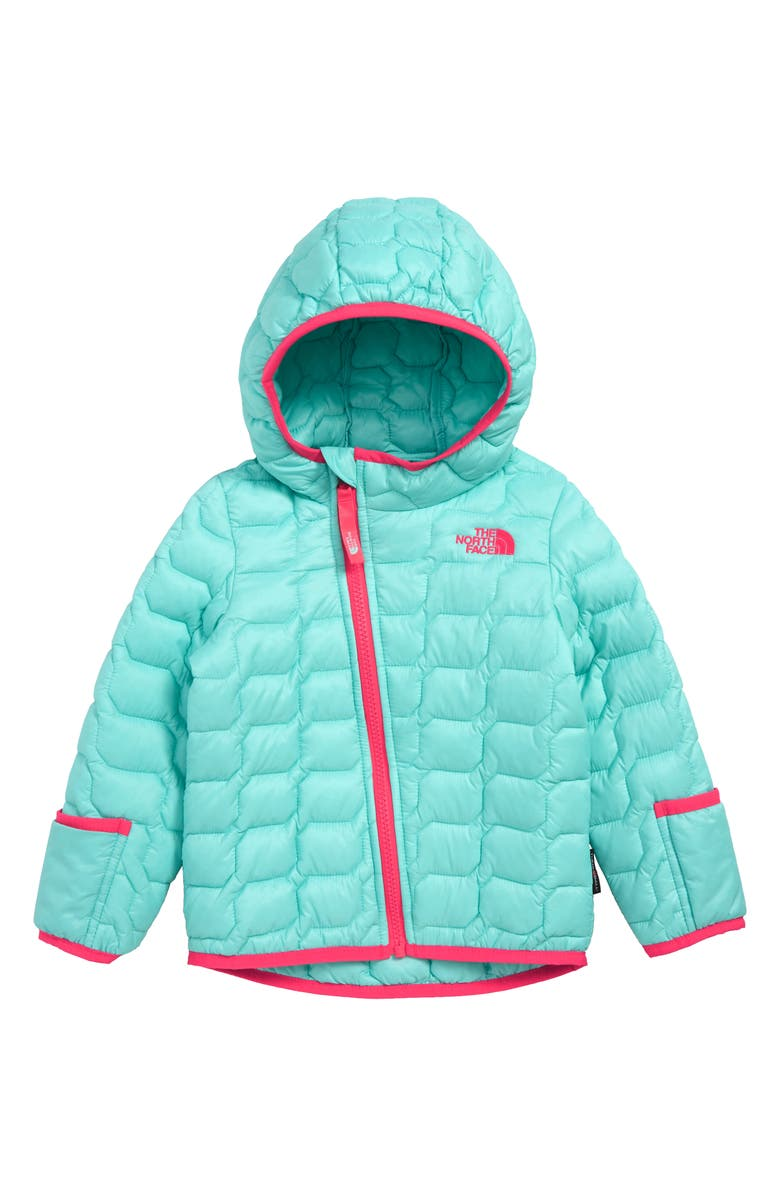 THE NORTH FACE ThermoBall<sup>™</sup> Hooded Jacket, Main, color, 439