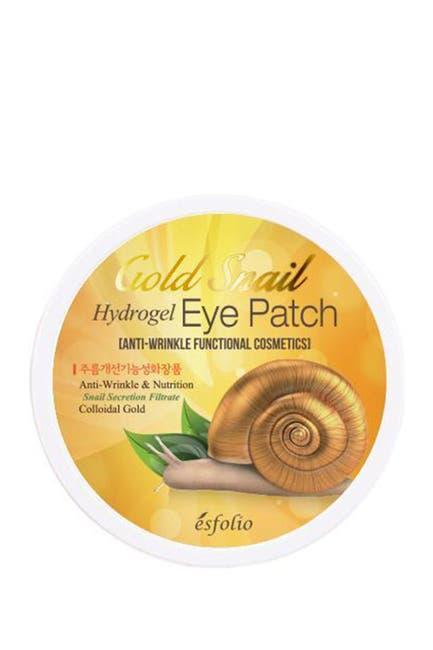 Image of I'M MIMI INTERNATIONAL Gold Snail Hydro Gel Eye Patch