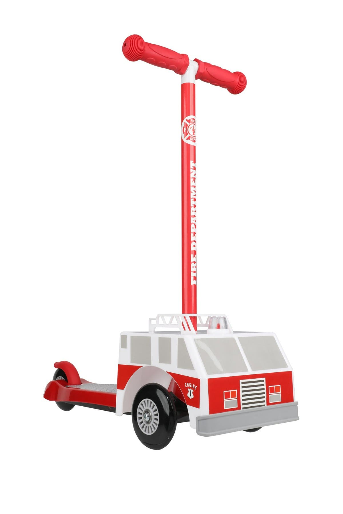 Image of VIVITAR Fire Truck Scooter