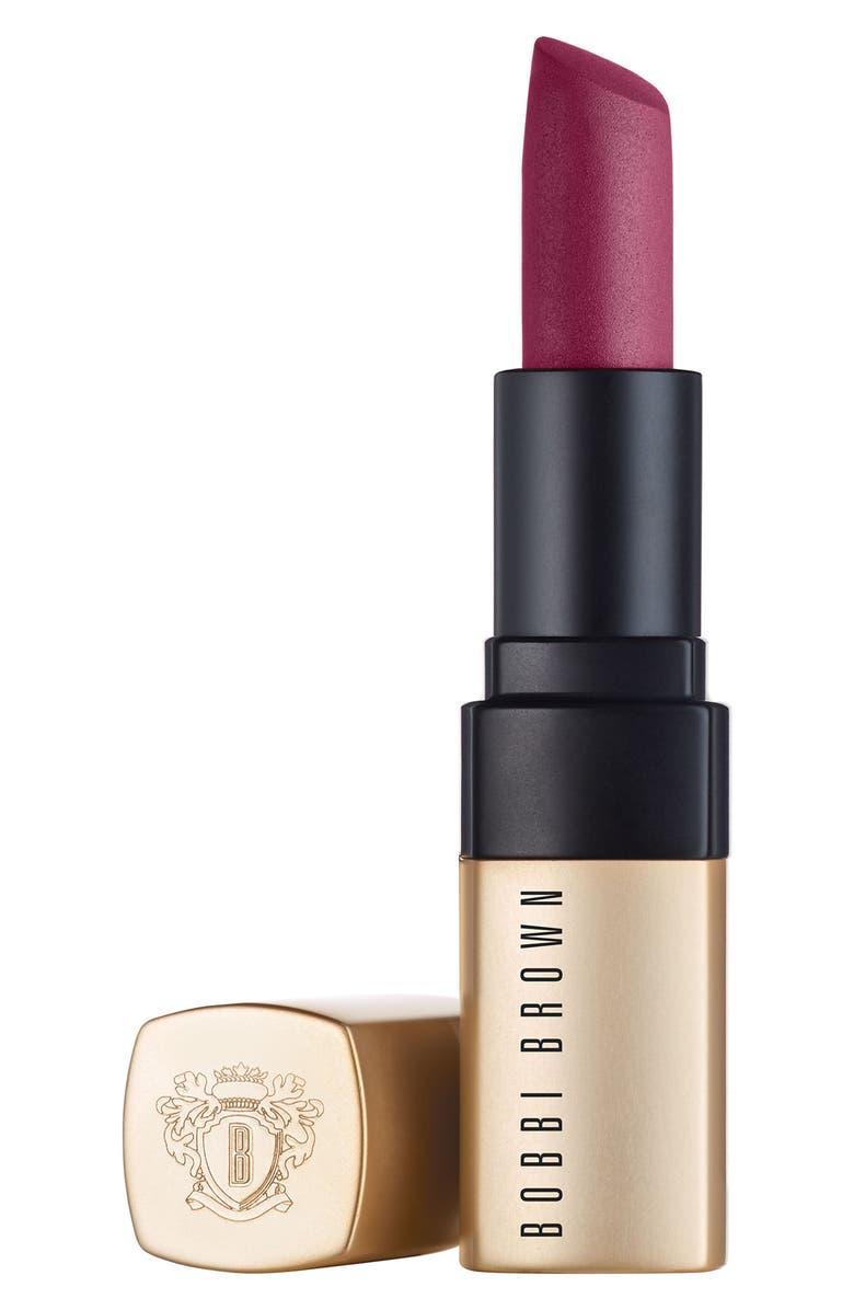 BOBBI BROWN Luxe Matte Lipstick, Main, color, CROWN JEWEL