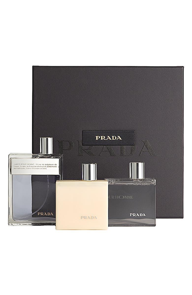 bc11f97d Prada 'Amber pour Homme' Gift Set ($140 Value) | Nordstrom
