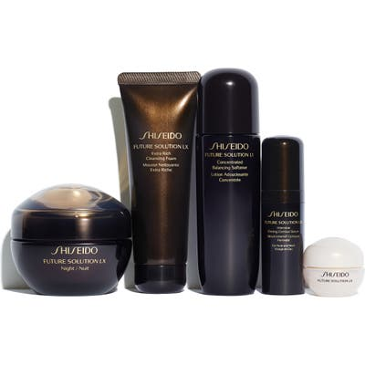 Shiseido Future Solution Lx Nighttime Set