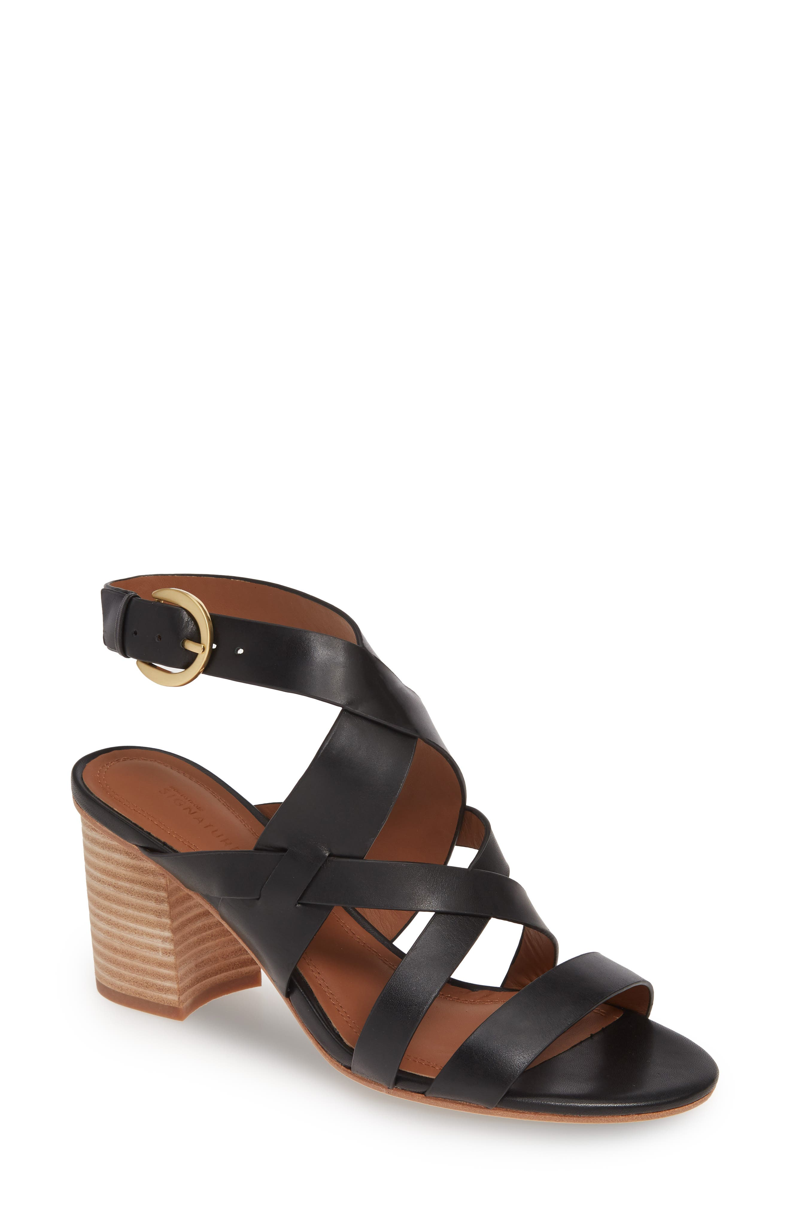 Strappy Slingback Sandal by Nordstrom Signature