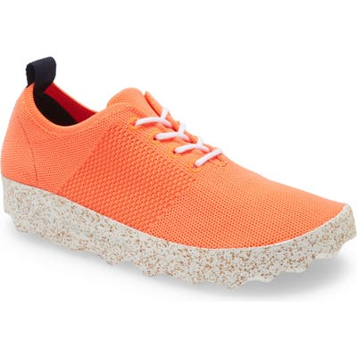 Asportuguesas By Fly London Code Platform Sneaker - Coral