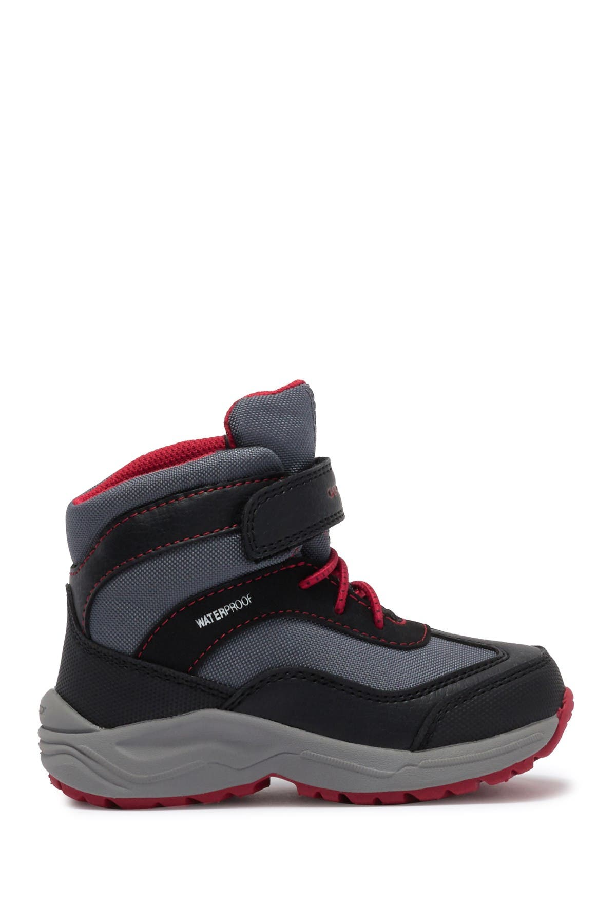 GEOX J Alaska Waterproof Boot