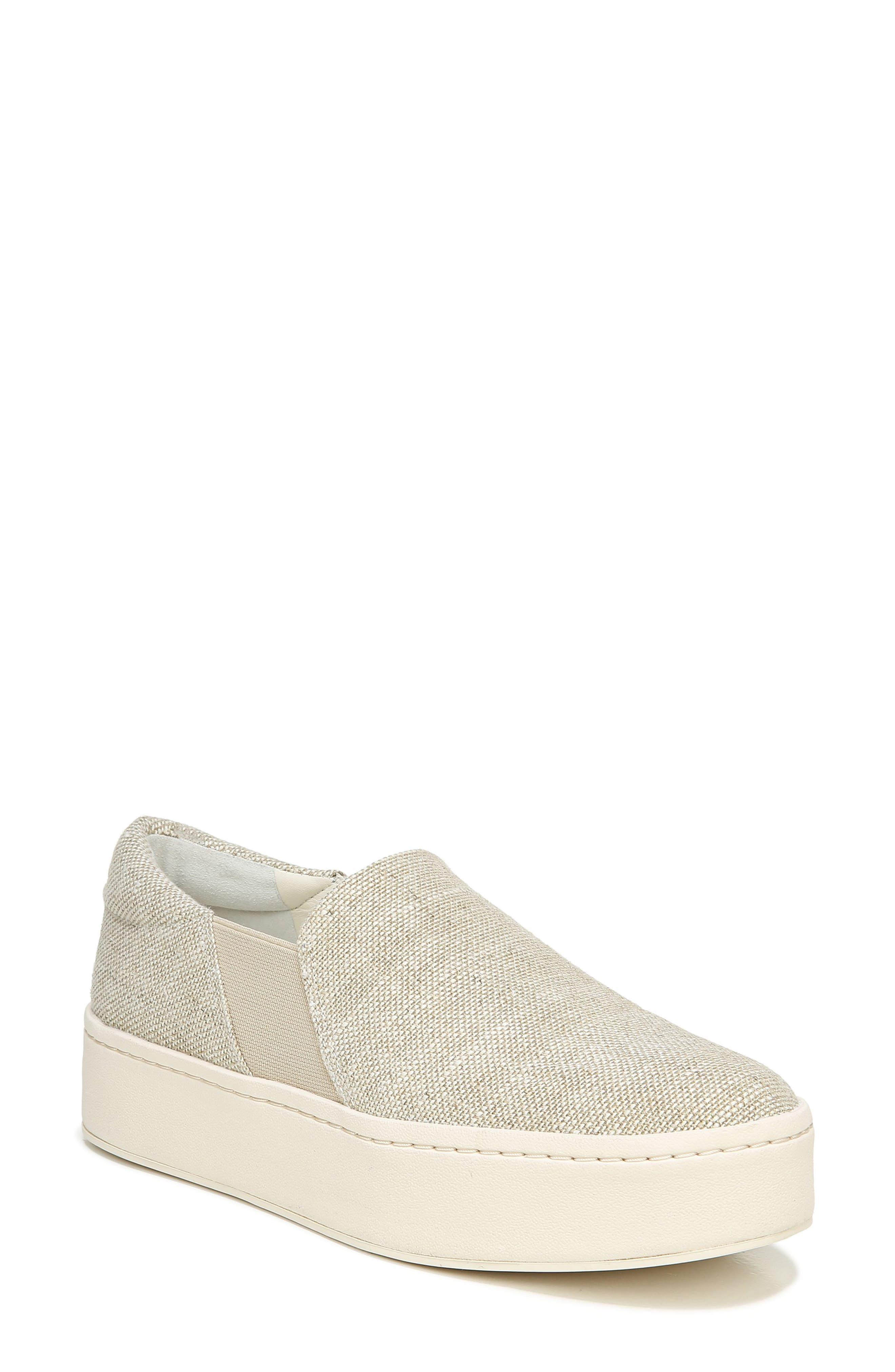Vince | Warren Slip-On Platform Sneaker