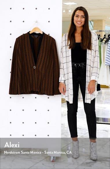 Collarless Knit Jacket, sales video thumbnail