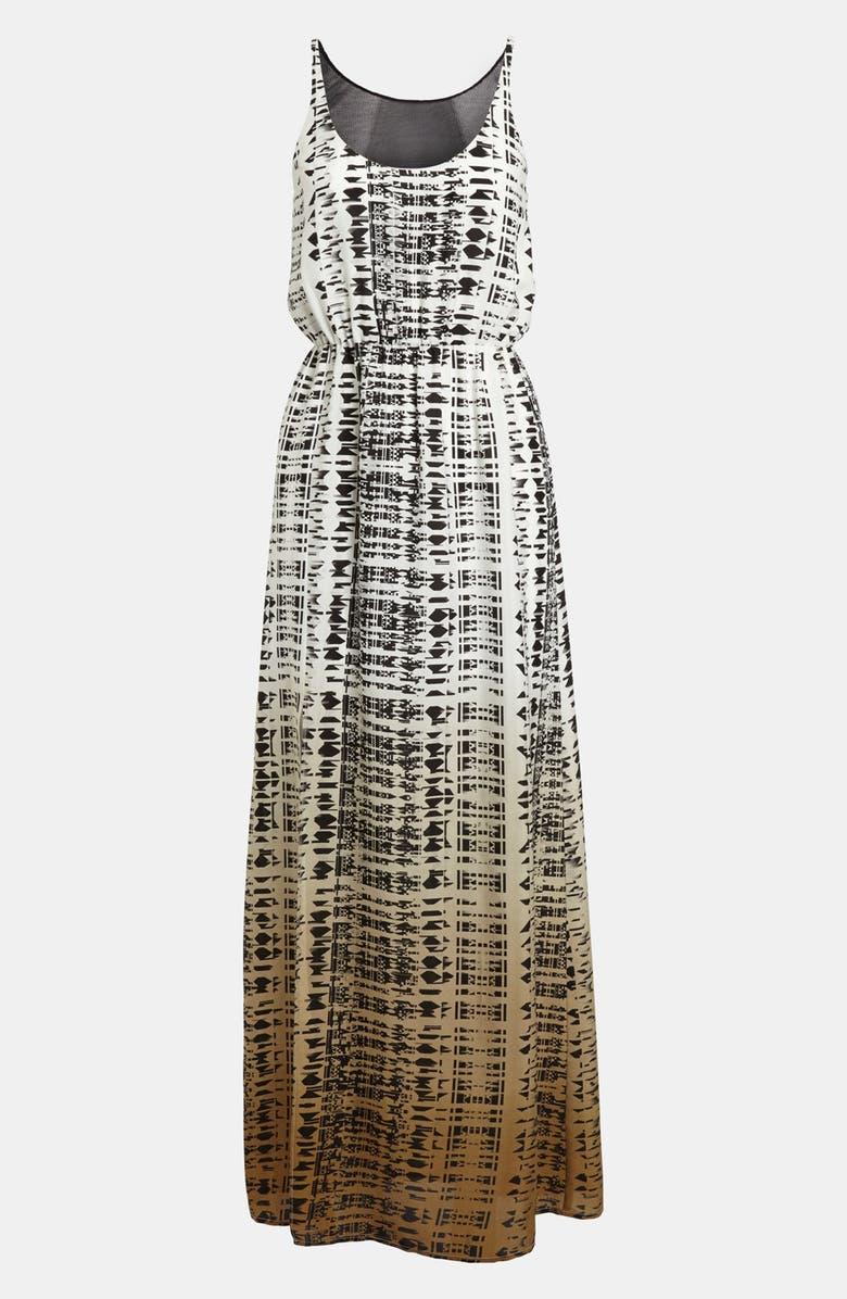 LIKE MYNDED 'Savvanah' Dress, Main, color, 001