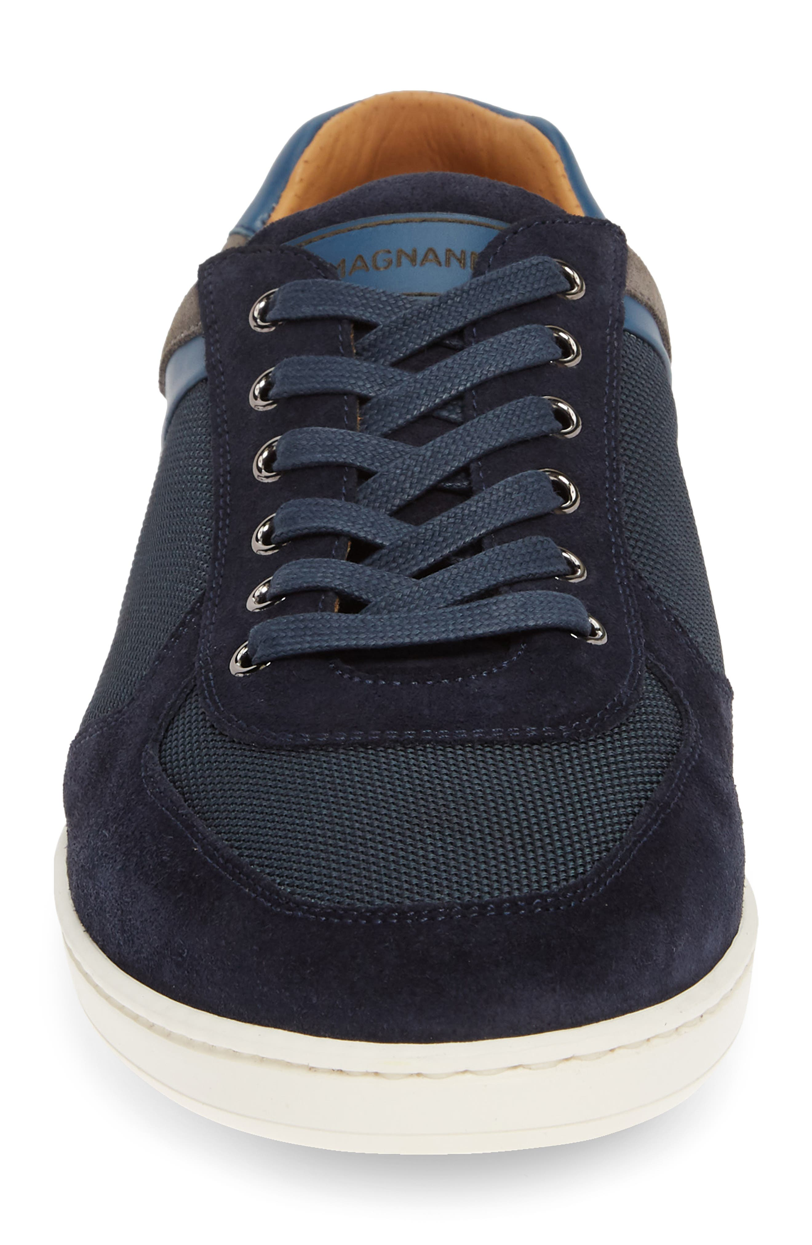 ,                             Echo Sneaker,                             Alternate thumbnail 4, color,                             NAVY SUEDE