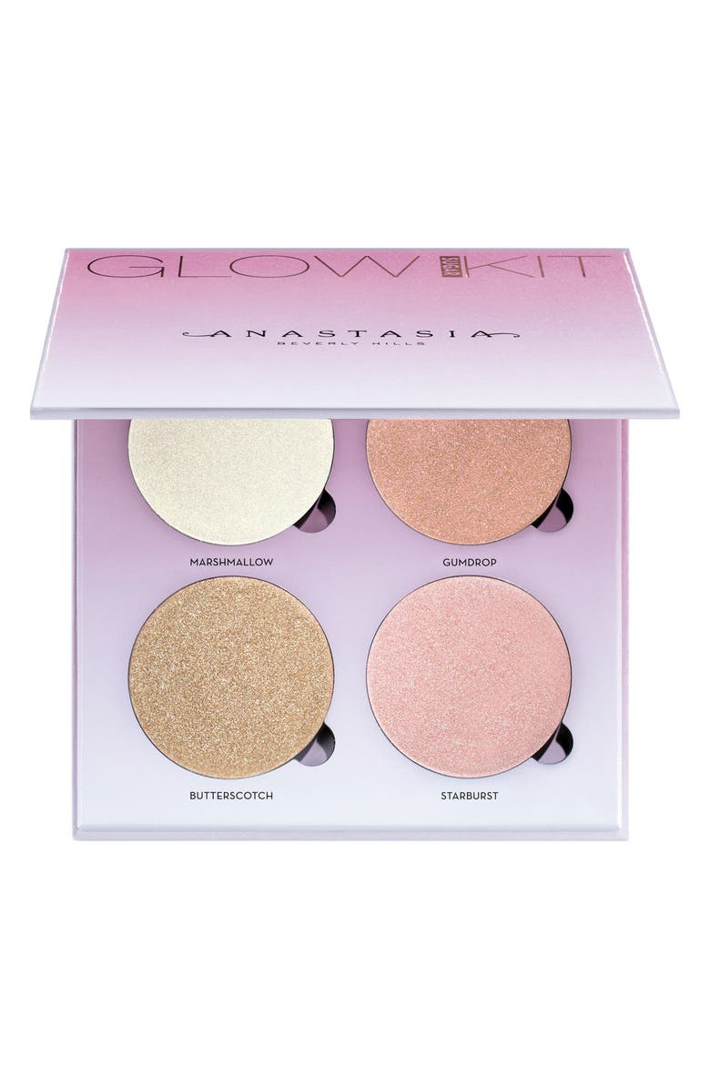 ANASTASIA BEVERLY HILLS Sugar Glow Kit, Main, color, NO COLOR