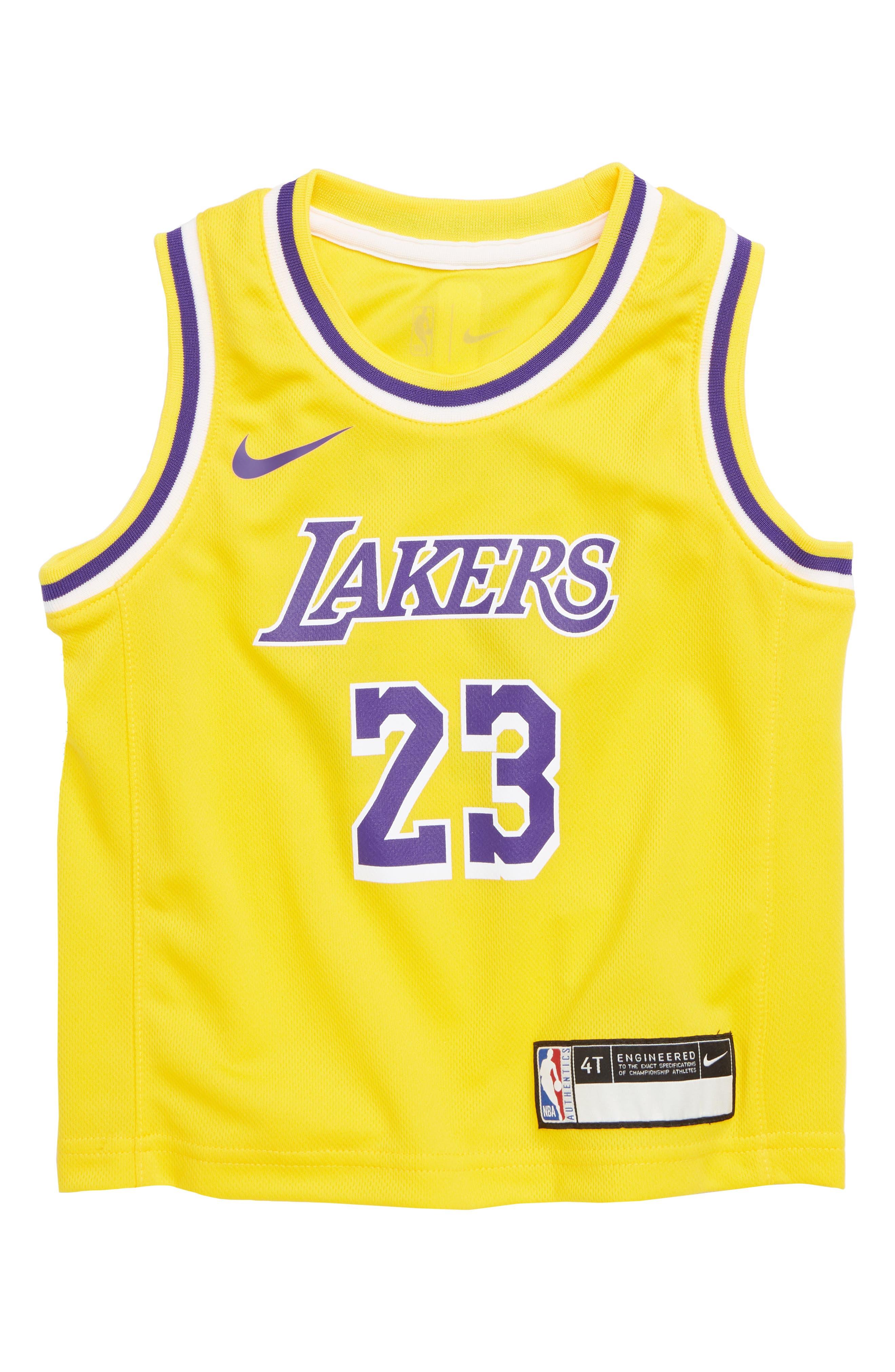 Nike Los Angeles Lakers LeBron James