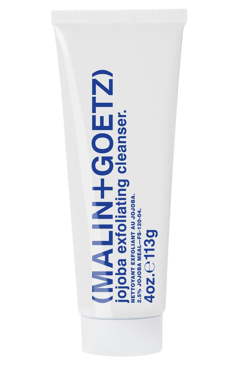 MALIN+GOETZ Jojoba Face Scrub, Main, color, NO COLOR