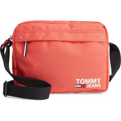 Tommy Jeans Cool City Crossbody Bag - Pink
