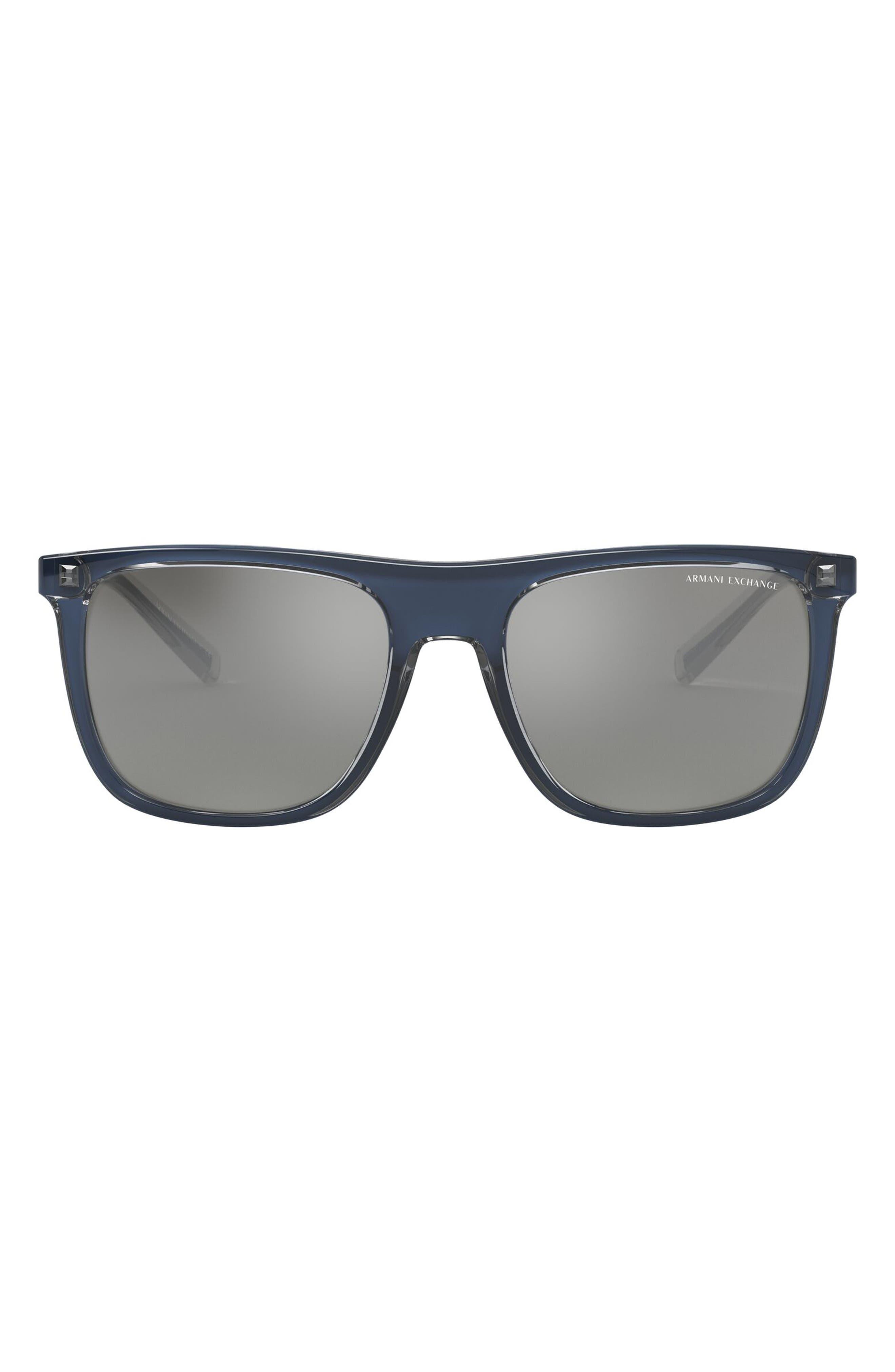 63mm Oversize Sunglasses