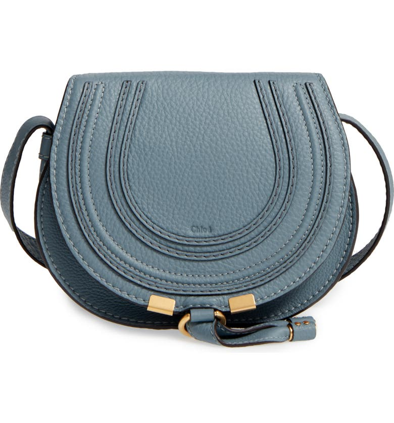 0662c866a3 'Mini Marcie' Leather Crossbody Bag, Main, color, BFC CLOUDY BLUE '