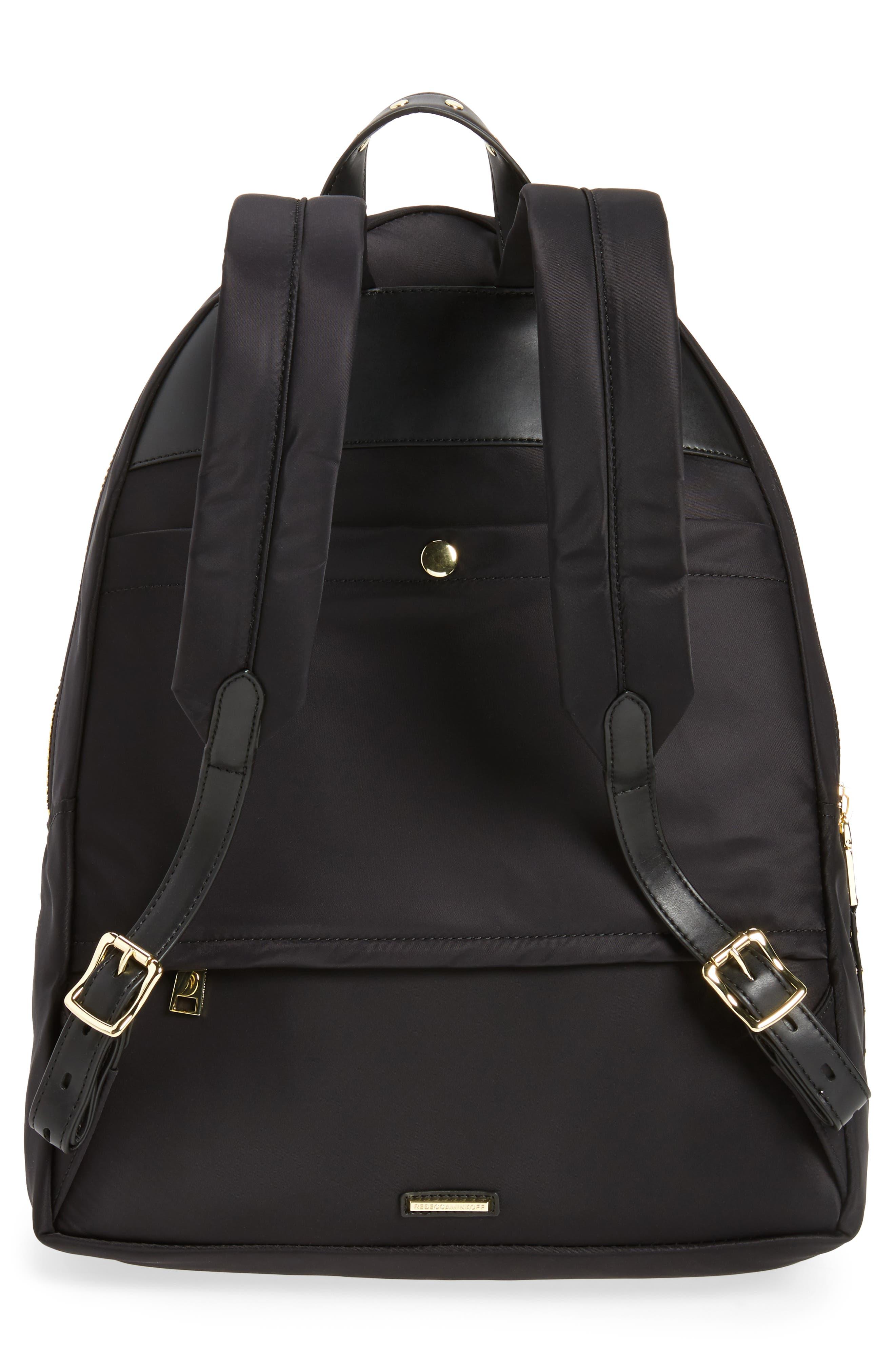 ,                             Always On MAB Backpack,                             Alternate thumbnail 4, color,                             BLACK