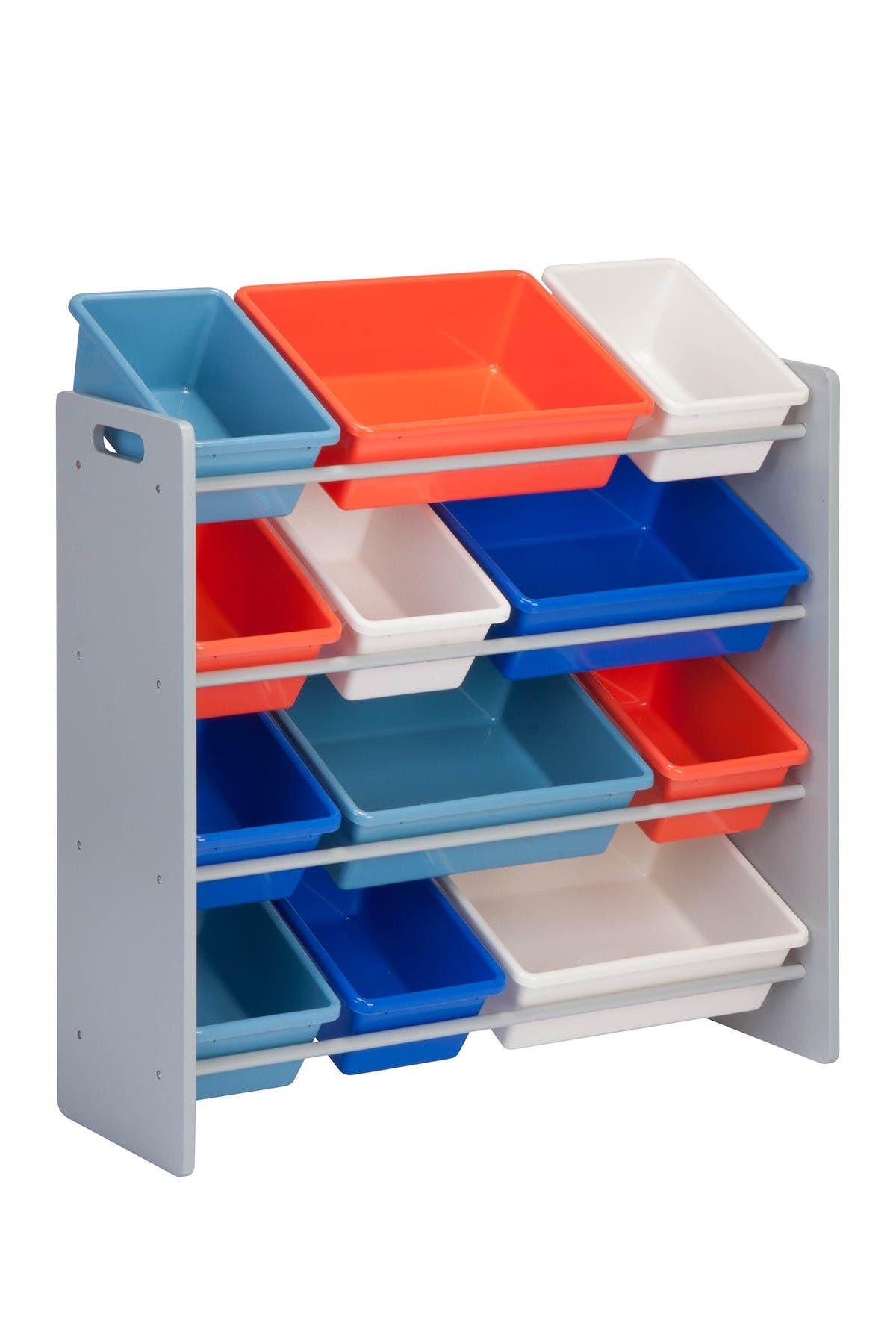 Image of Honey-Can-Do Kids Toy Organizer & Storage Bins