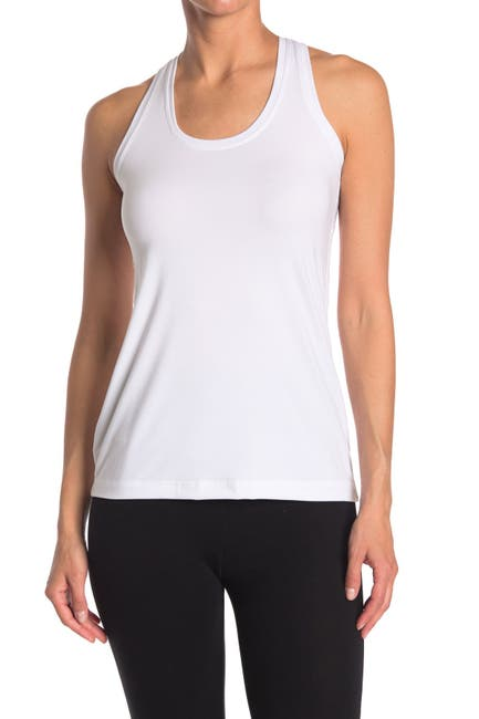 Image of X by Gottex Fitted Racerback Tank Top