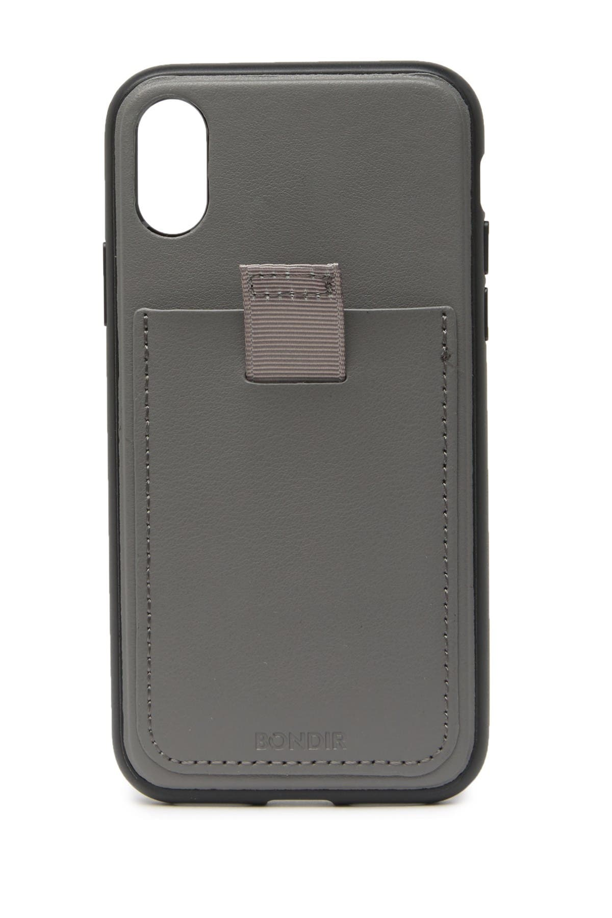 Image of BONDIR Leather Series for iPhone X/XS Case