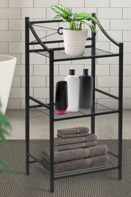 Image of Sorbus 3-Tier Bathroom Organizer