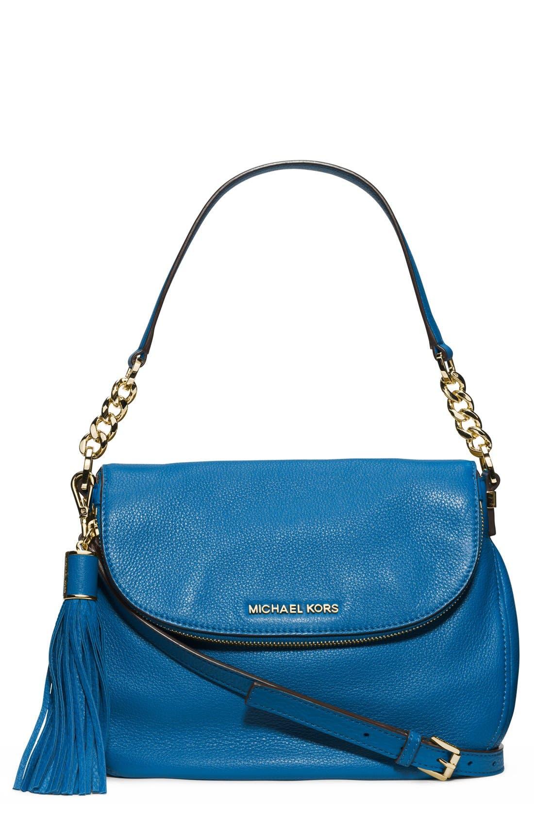 ,                             'Bedford Tassel - Medium' Convertible Leather Shoulder Bag,                             Main thumbnail 33, color,                             473
