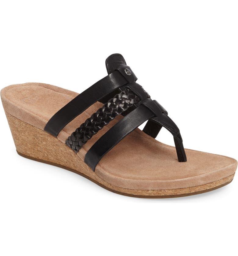 87f4578a43e Maddie Wedge Sandal