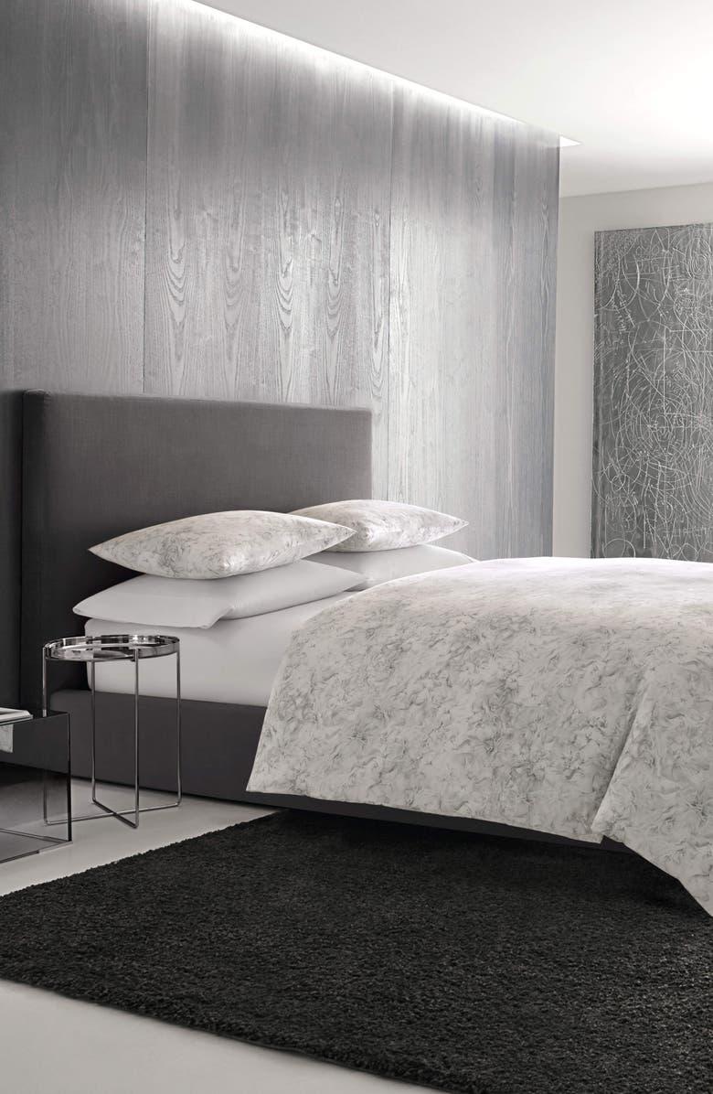 VERA WANG Tuille Floral Comforter & Sham Set, Main, color, 095