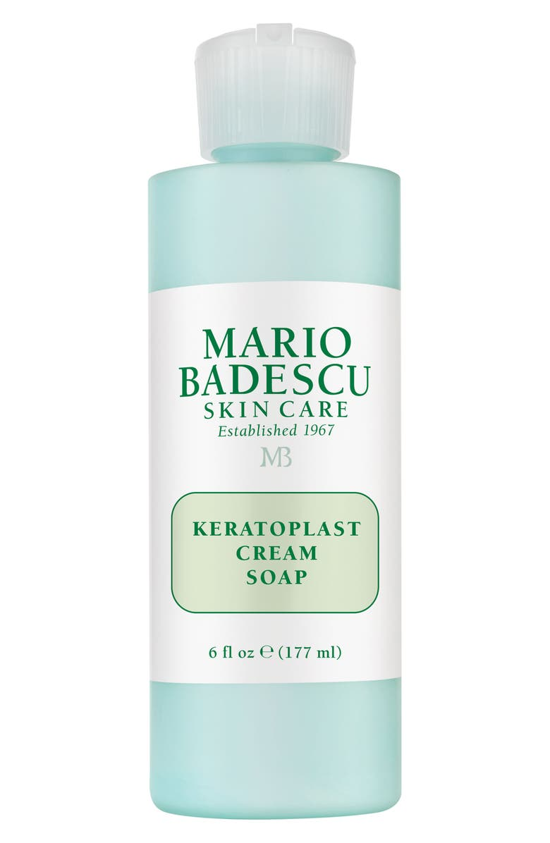MARIO BADESCU Keratoplast Cream Soap, Main, color, NO COLOR