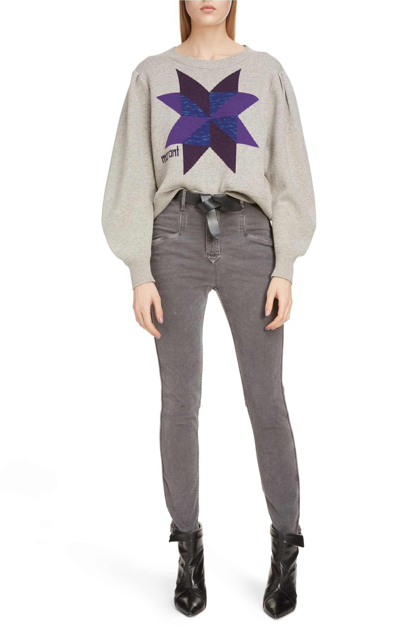 Isabel Marant étoile Jamie High Waist Skinny Jeans Nordstrom