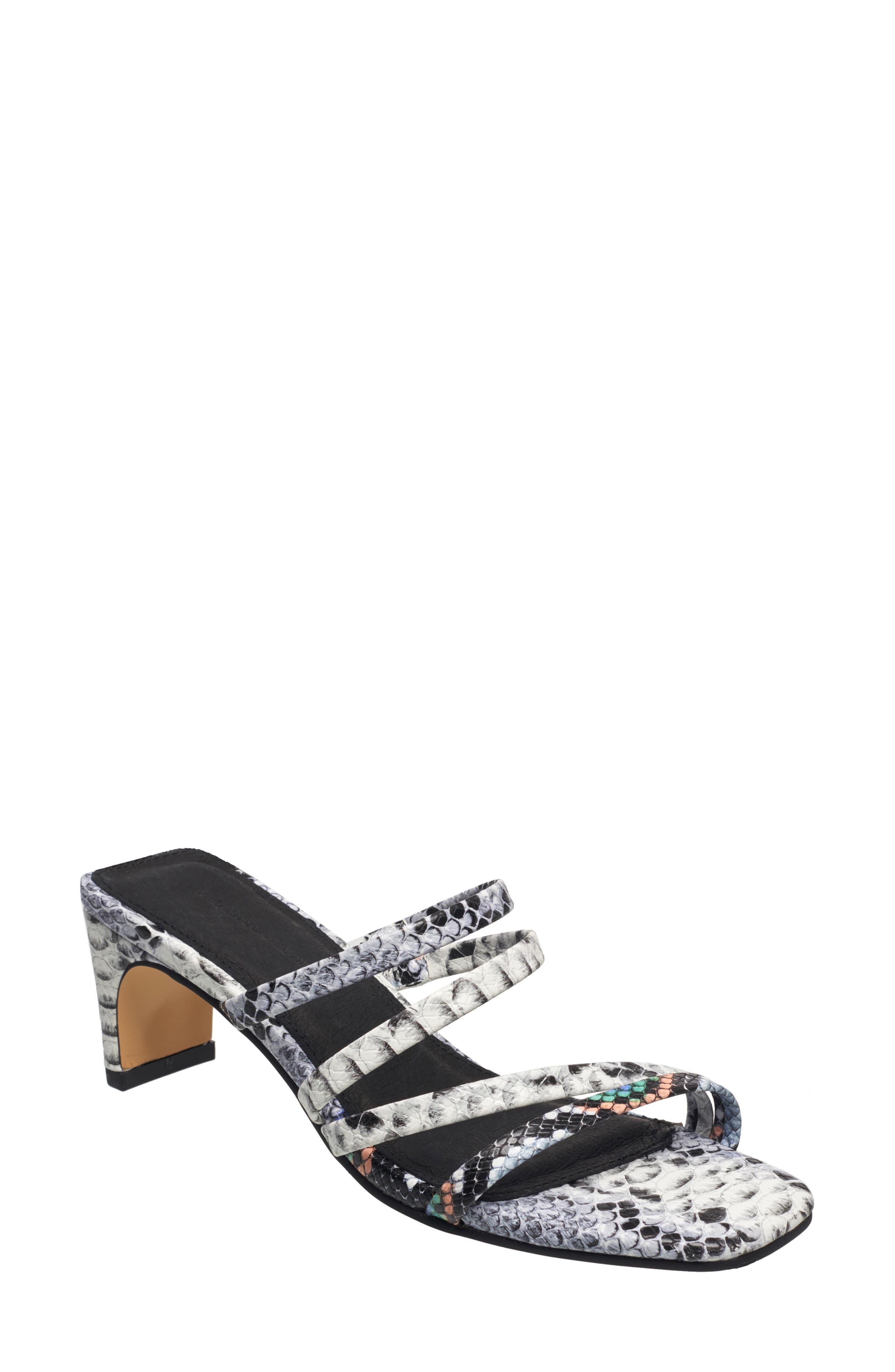 Parker Strappy Sandal