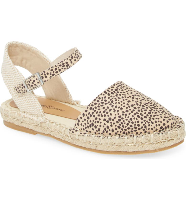 TREASURE & BOND Espadrille Skimmer, Main, color, 260