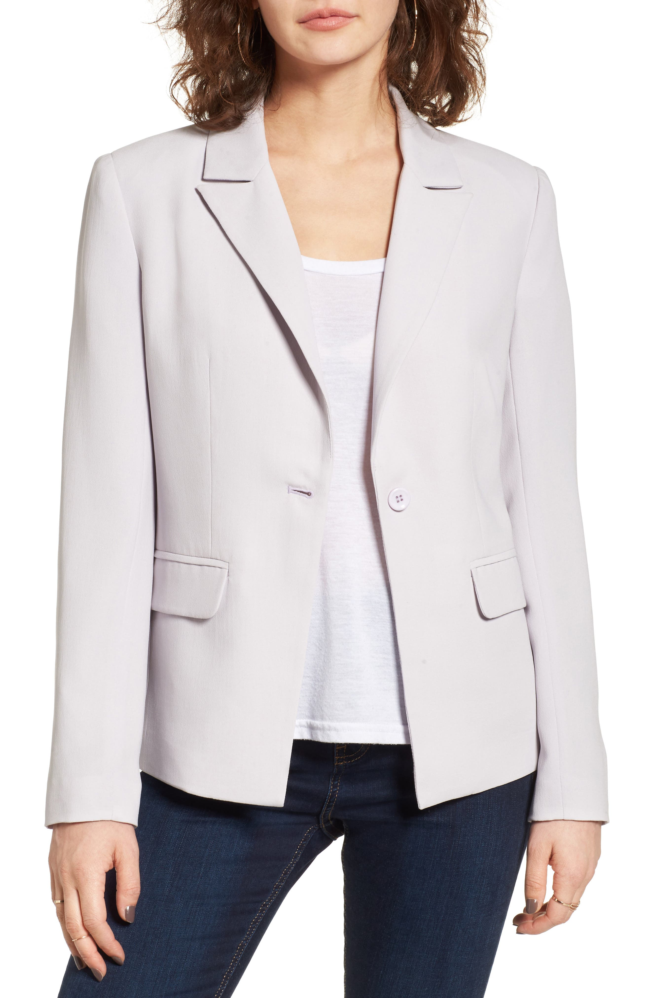 ,                             Structured Blazer,                             Main thumbnail 17, color,                             500