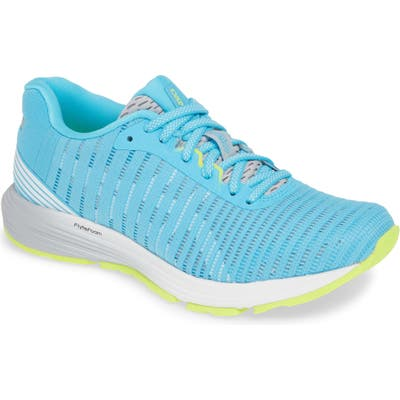 Asics Dynaflyte 3 Running Shoe, Blue/green