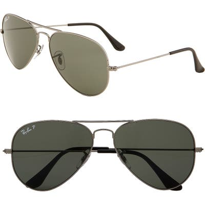 Ray-Ban Original 5m Aviator Sunglasses - Lite Pewter