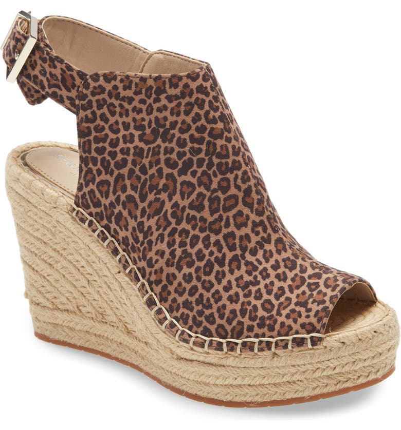 KENNETH COLE NEW YORK 'Olivia' Espadrille Wedge Sandal, Main, color, 205