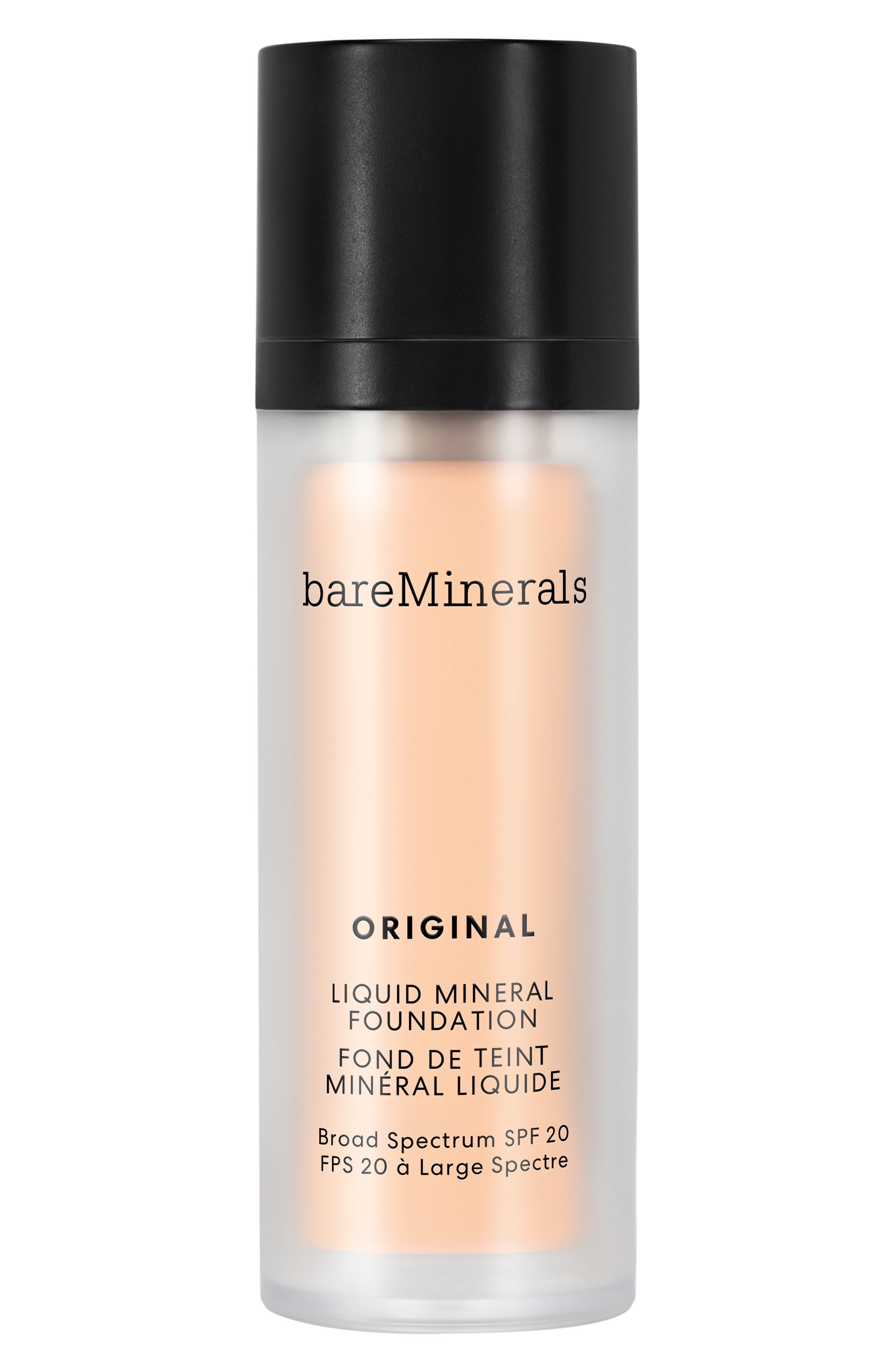 Bareminerals Original Mineral Liquid Foundation