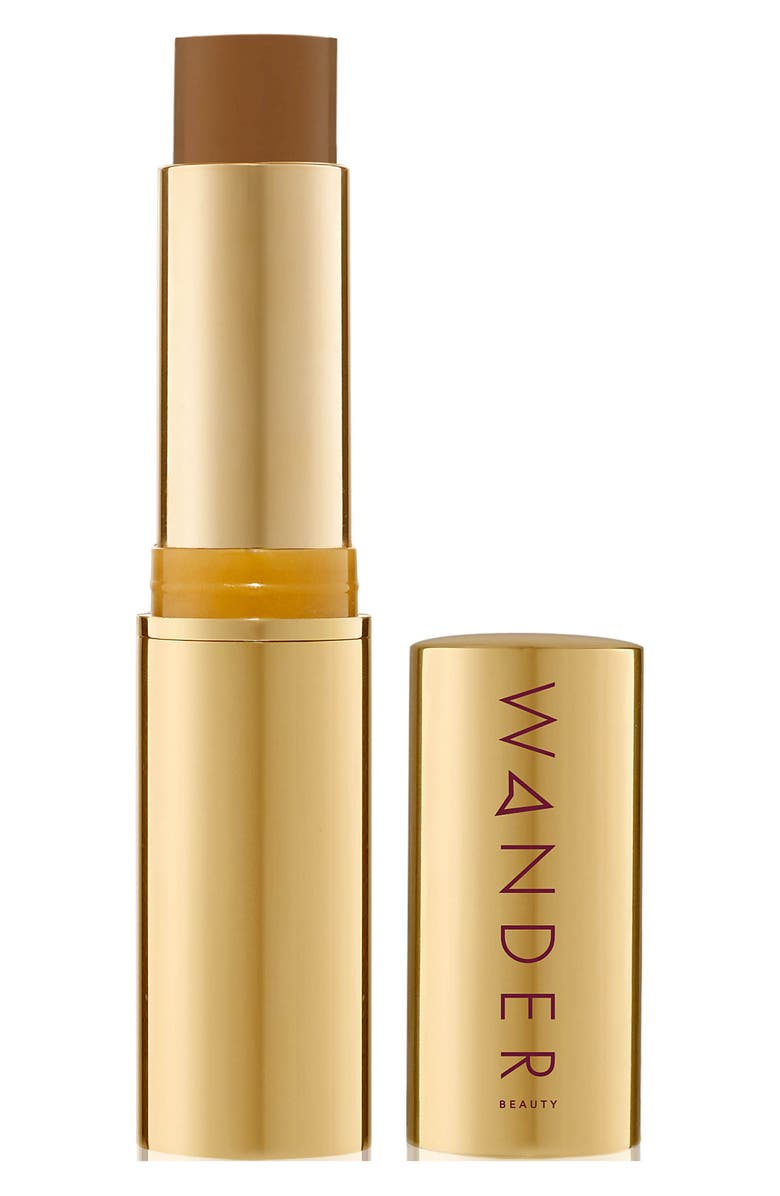 WANDER BEAUTY Flash Focus Hydrating Foundation Stick, Main, color, DEEP