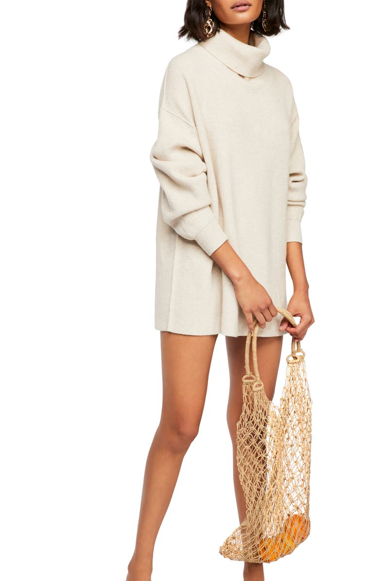 2b63b9312919 Free People Softly Structured Knit Tunic | Nordstrom