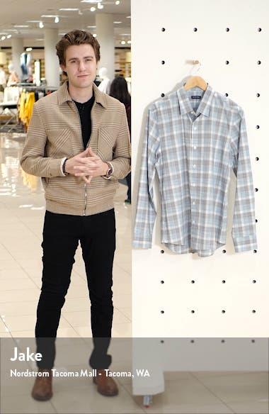 Jared Regular Fit Plaid Button-Up Shirt, sales video thumbnail