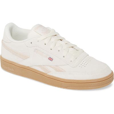 Reebok Club C Revenge Sneaker, Ivory