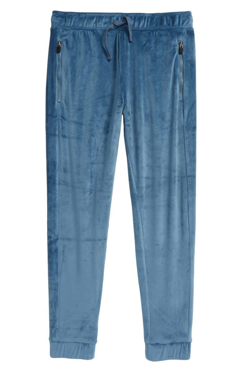 Girl's Velour Jogger Pants