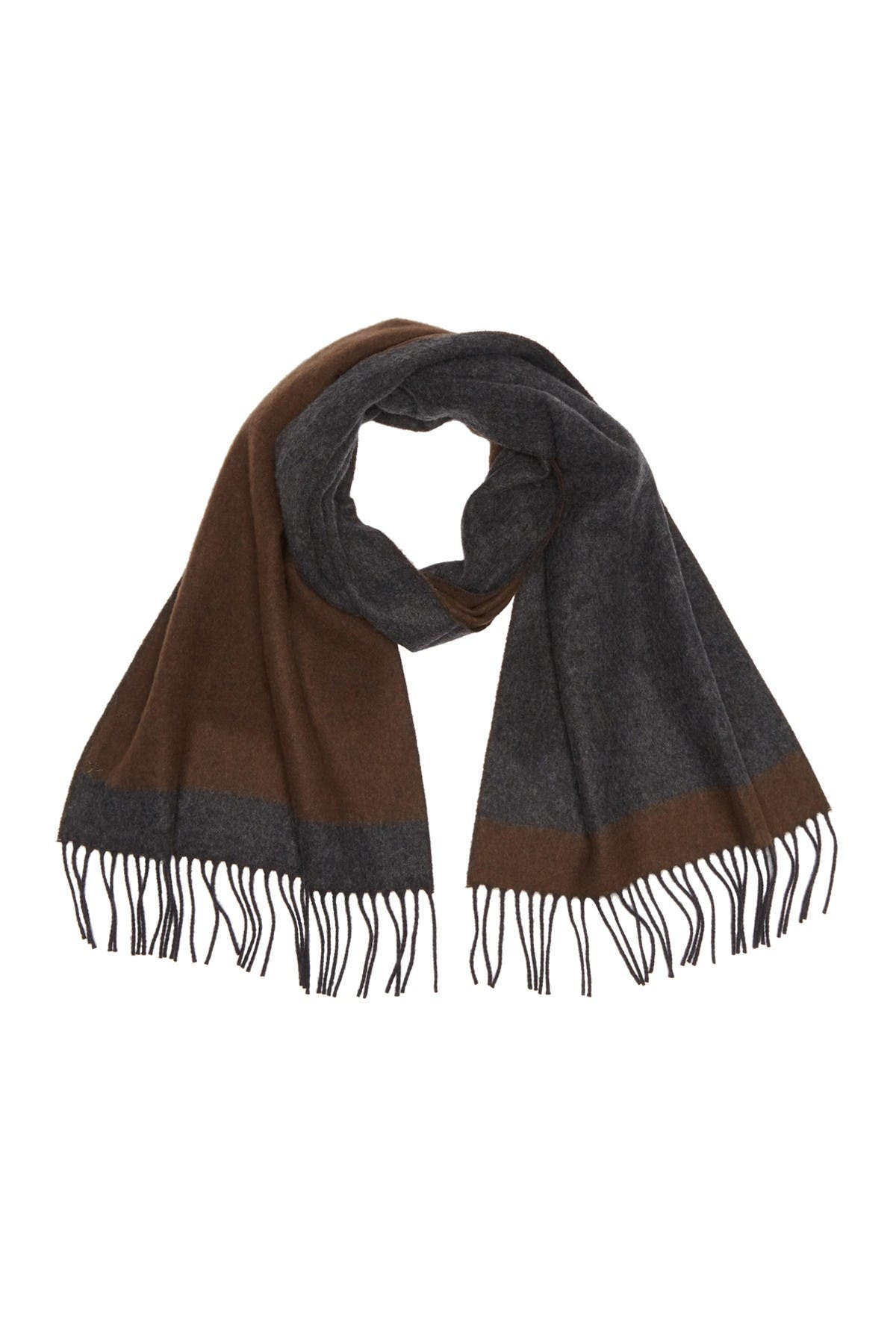 Image of Chelsey Imports Solid Reversible Scarf