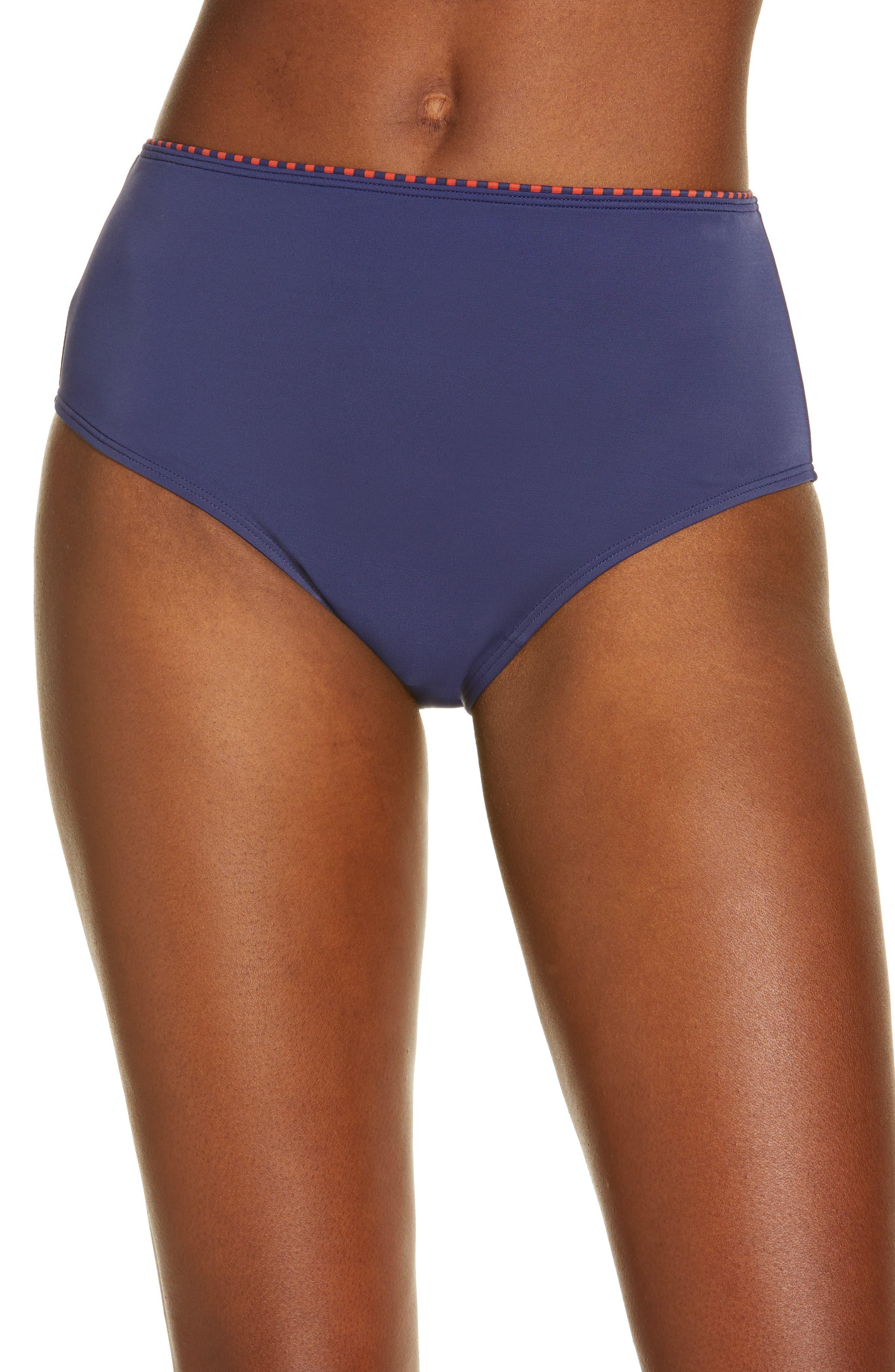 Alabama High Waist Bikini Bottoms